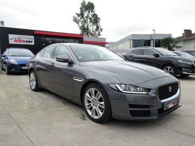 usado Jaguar XE 2.0 D Auto. Prestige