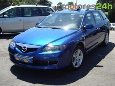 usado Mazda 6 2.0 MZR-CD SW EXCLUSIVE