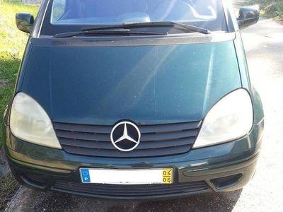 brugt Mercedes Vaneo 1.7 CDI