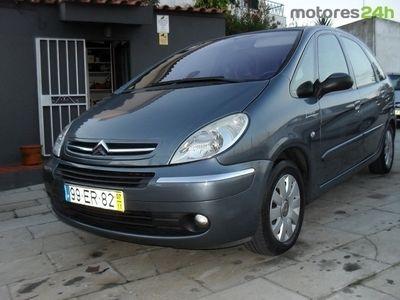 usado Citroën Xsara Picasso 1.6 HDi Exclusi.