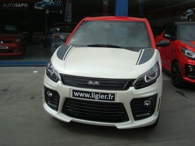 usado Ligier JS50 L Sport (curto)