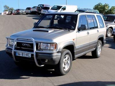 usado Opel Monterey 3.1D LTD