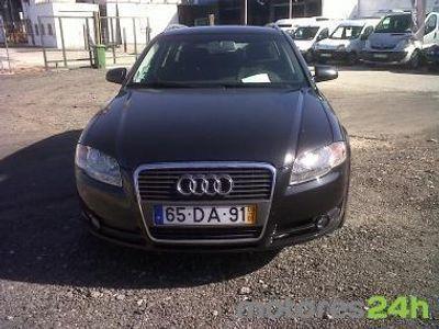 usado Audi A4 Avant 2.0TDI 140cv
