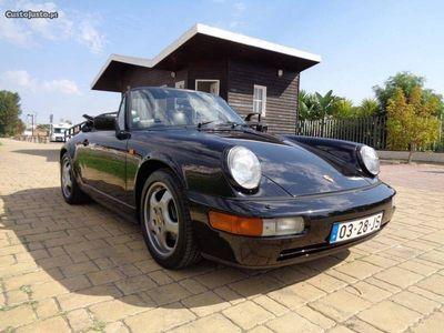 brugt Porsche 911 Carrera 4 Cabriolet 964