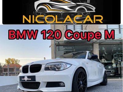 usado BMW 120 Coupé Pack M