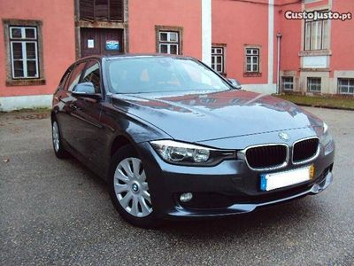 usado BMW 318 d Touring Navigation -