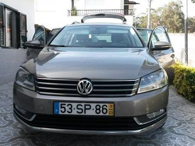 gebraucht VW Passat 1.6 105cv Bluemotion