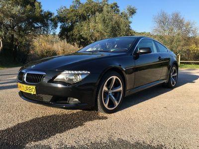 usado BMW 635 635 d Coupé