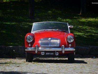 usado MG 1500 Cabrio