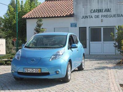 usado Nissan Leaf 100%elétrico