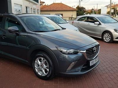 brugt Mazda CX-3 1.5 SKY-D 4X2 Excellence (105cv) (5p)