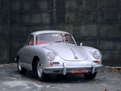 usado Porsche 356 B Coupé Super 90