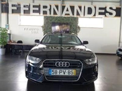 usado Audi A4 Avant 2.0 TDi Multi. Sport (136cv) (5p), Diesel