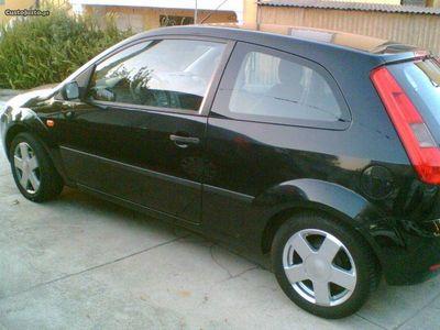 usado Ford Fiesta 1.25cc75cvGPL-TROCA