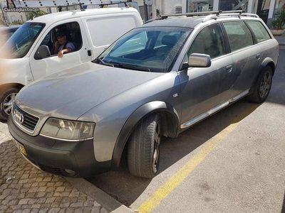 usado Audi A6 Allroad 2.5 Tript (Volante)