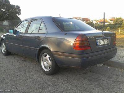usado Mercedes C200 Selo 23EUR - 93