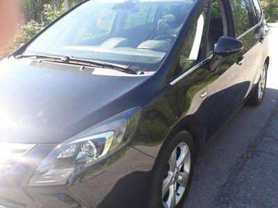 used Opel Zafira 2.0 cdti 165 cv