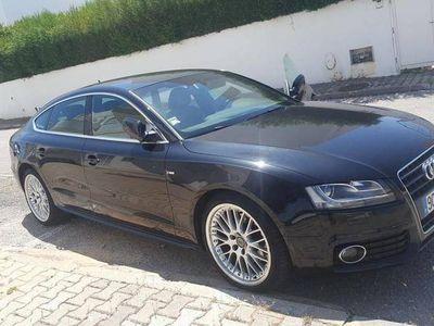 usado Audi A5 2.7TDI V6 S-Line