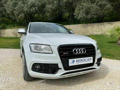 usado Audi SQ5 3.0TDI V6QUATTRO FULL NAVIGATOR