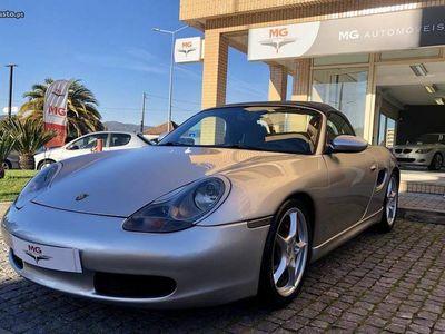 usado Porsche Boxster 2.7 (220cv)