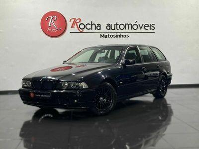 usado BMW 520 touring 2.0 135cv Pack M