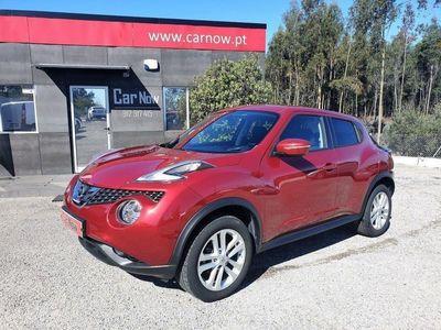 usado Nissan Juke 1.5dCi Tekna Sport (GPS+CAMARA)