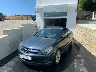 usado Opel Astra Cabriolet TwinTop 1.6