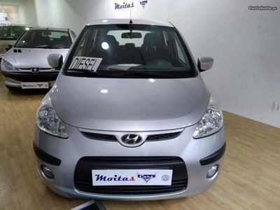 usado Hyundai i10 1.1 Crdi só 59525kms