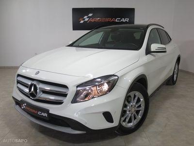 usado Mercedes GLA200 ClasseCDi Style (136cv) (5p)