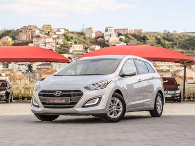 used Hyundai i30 SW 1.4 CRDi