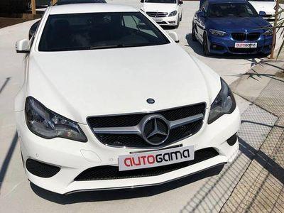 usado Mercedes E220 COUPE CDI