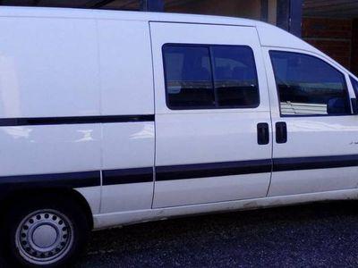 usado Citroën Jumpy 2000hdi 6 lugares -