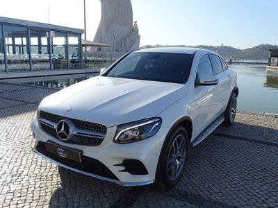 usado Mercedes GLC250 d 4-Matic Pack AMG Nacional
