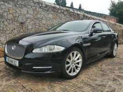 usado Jaguar XJ Gasóleo