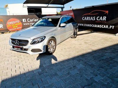 usado Mercedes C220 CDI BlueTec Avantgarde / 170cv