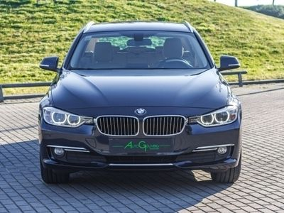usado BMW 320 D Touring Line Luxury Auto