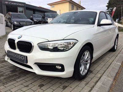usado BMW 116 DA EFFICIENT DYNAMICS