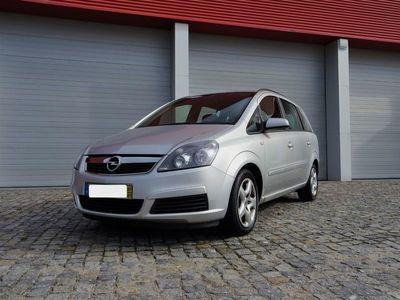 usado Opel Zafira 7 lug. Nacional