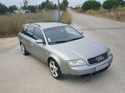 usado Audi A6 Avan 2.5 V6 tdi 2001 -