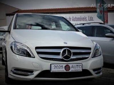 usado Mercedes B180 ClasseCDi Fleet Pack (109cv) (5p), Diesel