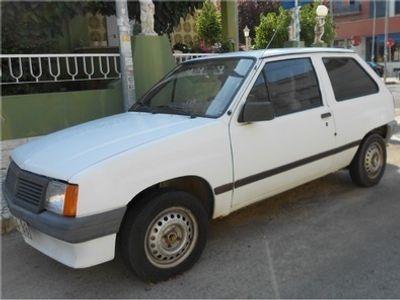 usado Opel Corsa van-comercial