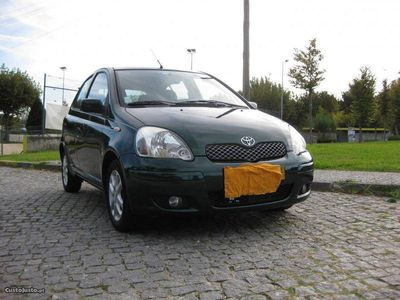 usado Toyota Yaris sol 1.0 A/C