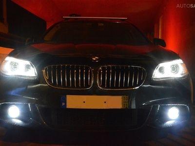 usado BMW 520 Série 5 d Auto (184cv) (5p)