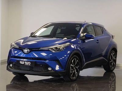 usado Toyota C-HR 1.8 Hybrid Exclusive + Pack Luxury