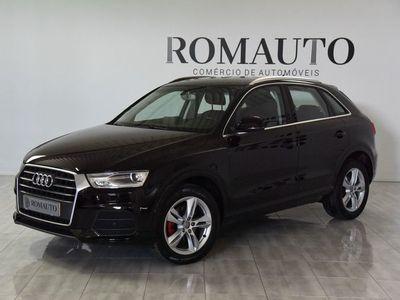 usado Audi Q3 2.0TDI QUATTRO SPORT S-TRONIC