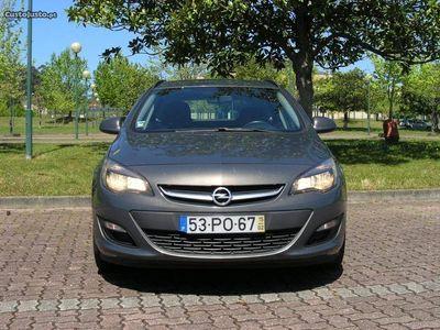 used Opel Astra STourer Diesel 110CV
