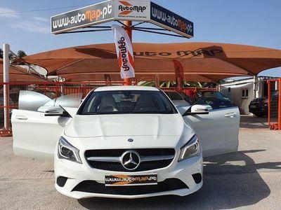 usado Mercedes CLA220 URBAN LINE