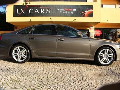usado Audi A6 3.0 TDI quattro S line, S Tronic, Nacional