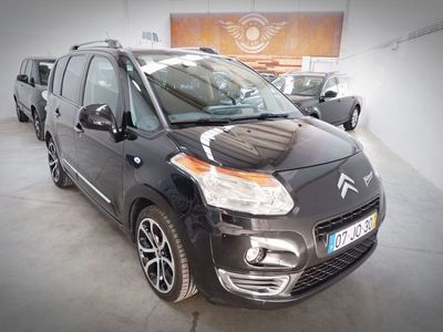 usado Citroën C3 Picasso 1.6HDI Exclusive Pack