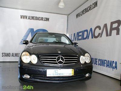 usado Mercedes CLK200 ClasseAvantgarde
